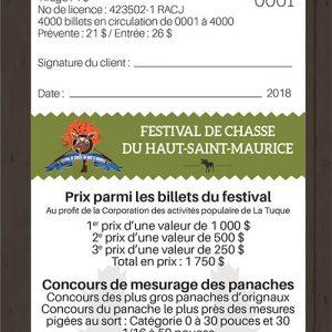 Concours - Festival de chasse