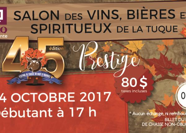 Salon de vins - Prestige